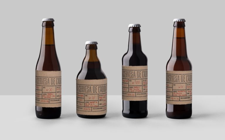 Beer-label-design-family-Cervesa-Adrià