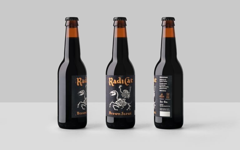Beer-label-design-illustration-Radicat