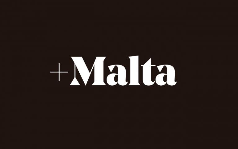 Logotip +Malta