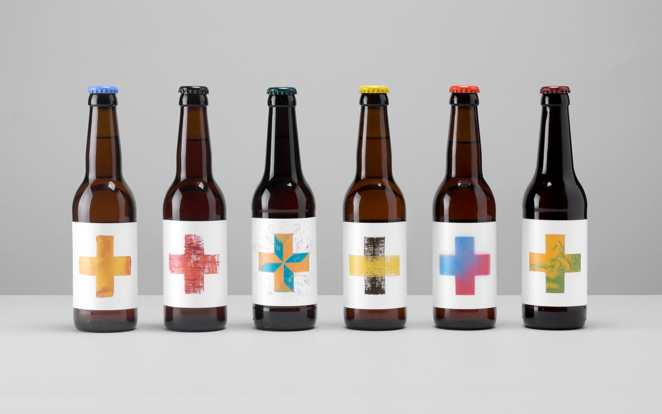 +Malta-beer-label-family-packaging-design