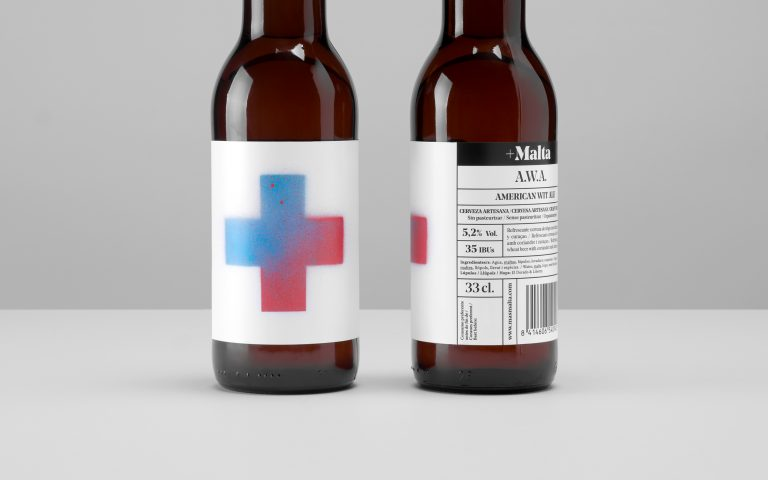 +Malta-beer-label-family-packaging-design-detall